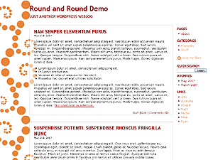 round and round screenshot