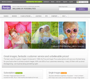 Review: PhotoSpin Stock Images
