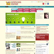 Homeschool Roundup